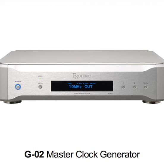 Horloge externe Esoterie G-02X