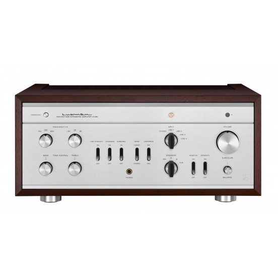 Amplificateur intégré à tubes LX-380