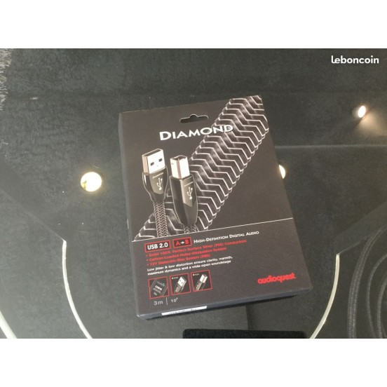 Audioquest Diamond 3M