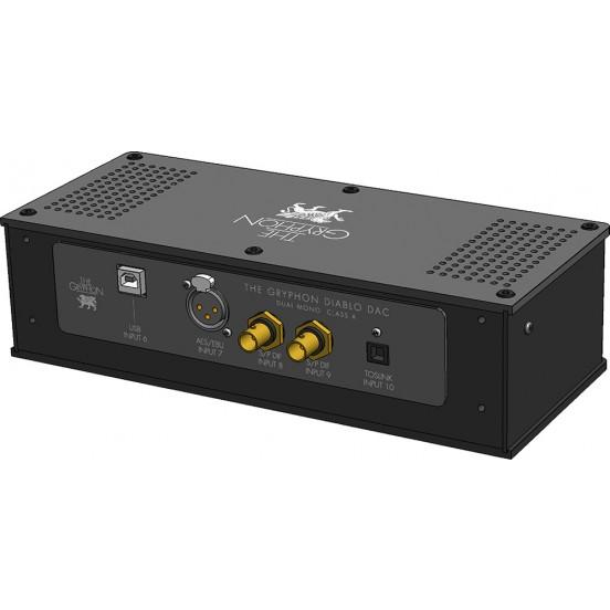The Gryphon DAC Diablo 300