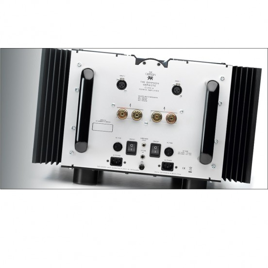 The Gryphon Mephisto Stereo