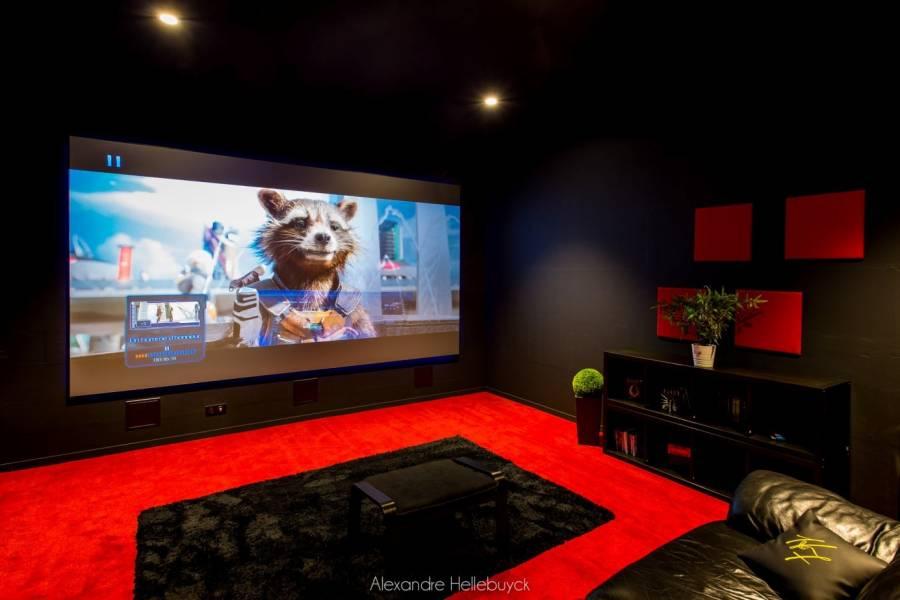 Haute Fidélité Saumur - Salle Home Cinema Cadre Noir