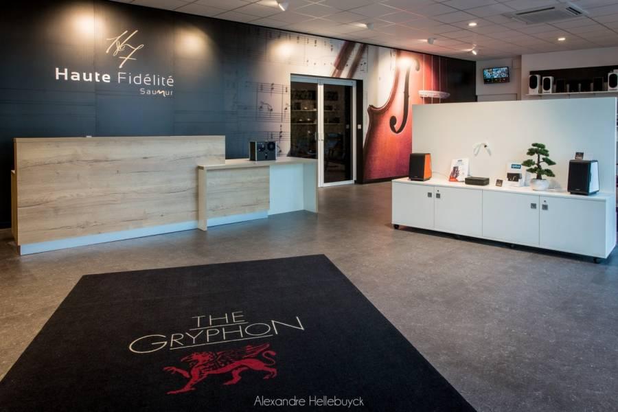 Haute Fidélité Saumur - intérieur